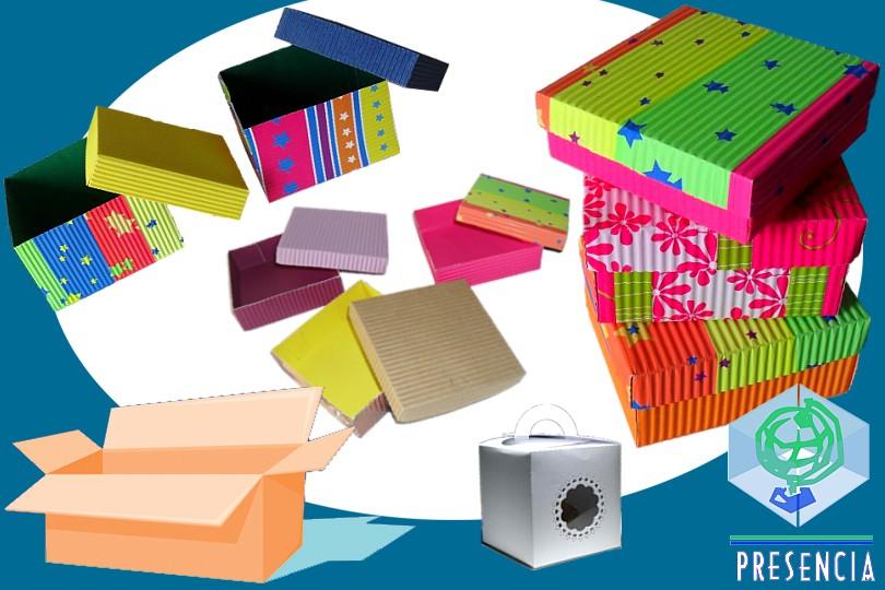 Cartoné: Cajas de Regalo