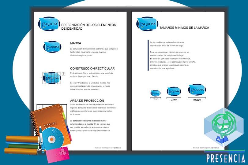 Impresión Offset y Digital: Manuales Corporativos