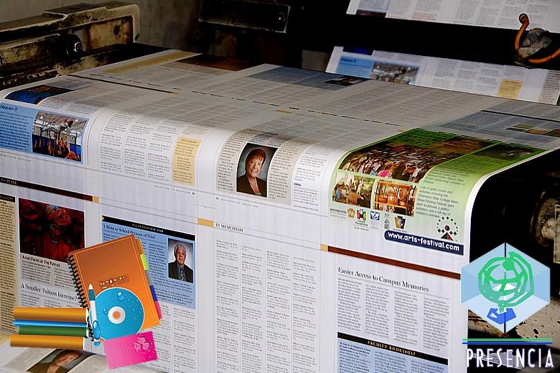 Impresión Offset y Digital: Revistas