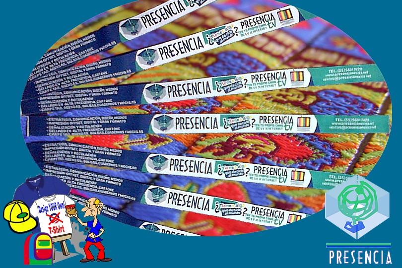 Textiles: Pulseras
